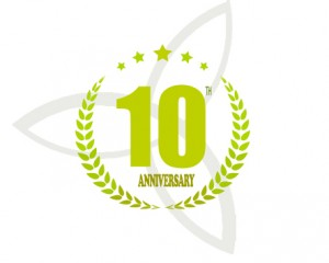 Celebrating our 10 year anniversary – our story so far ….