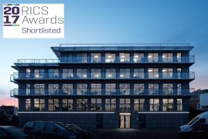 NEWS: Another award for the Camden Roundhouse Container Office