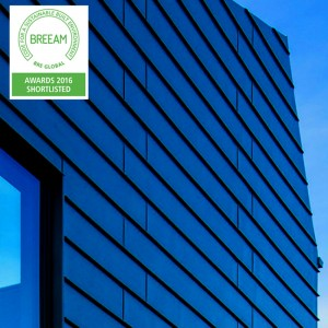 BREEAM Awards 2016 shortlist – another nomination!