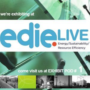 CarbonPlan are exhibiting at edie.live 2017